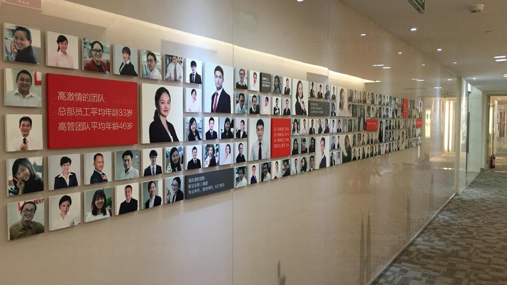 视觉传达方正证券企业文化墙设计应用场景_4