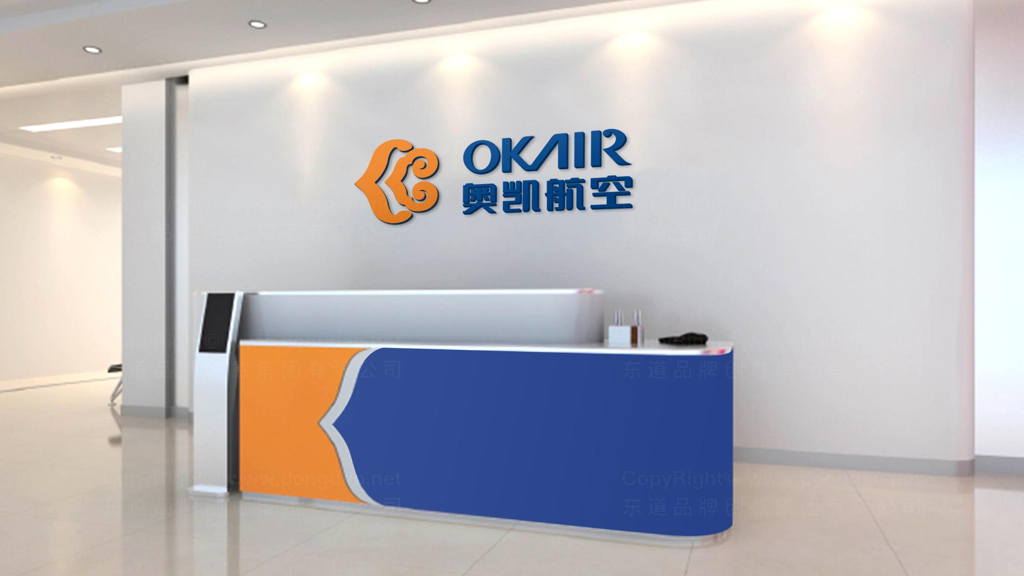 品牌设计奥凯航空VI设计应用场景_7