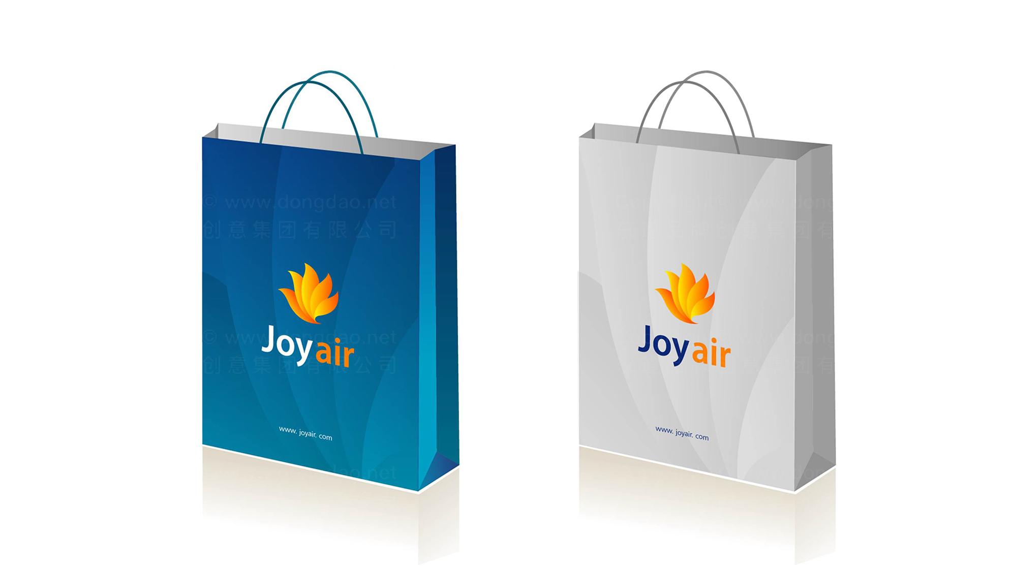 品牌设计幸福航空LOGO&VI设计应用场景_7
