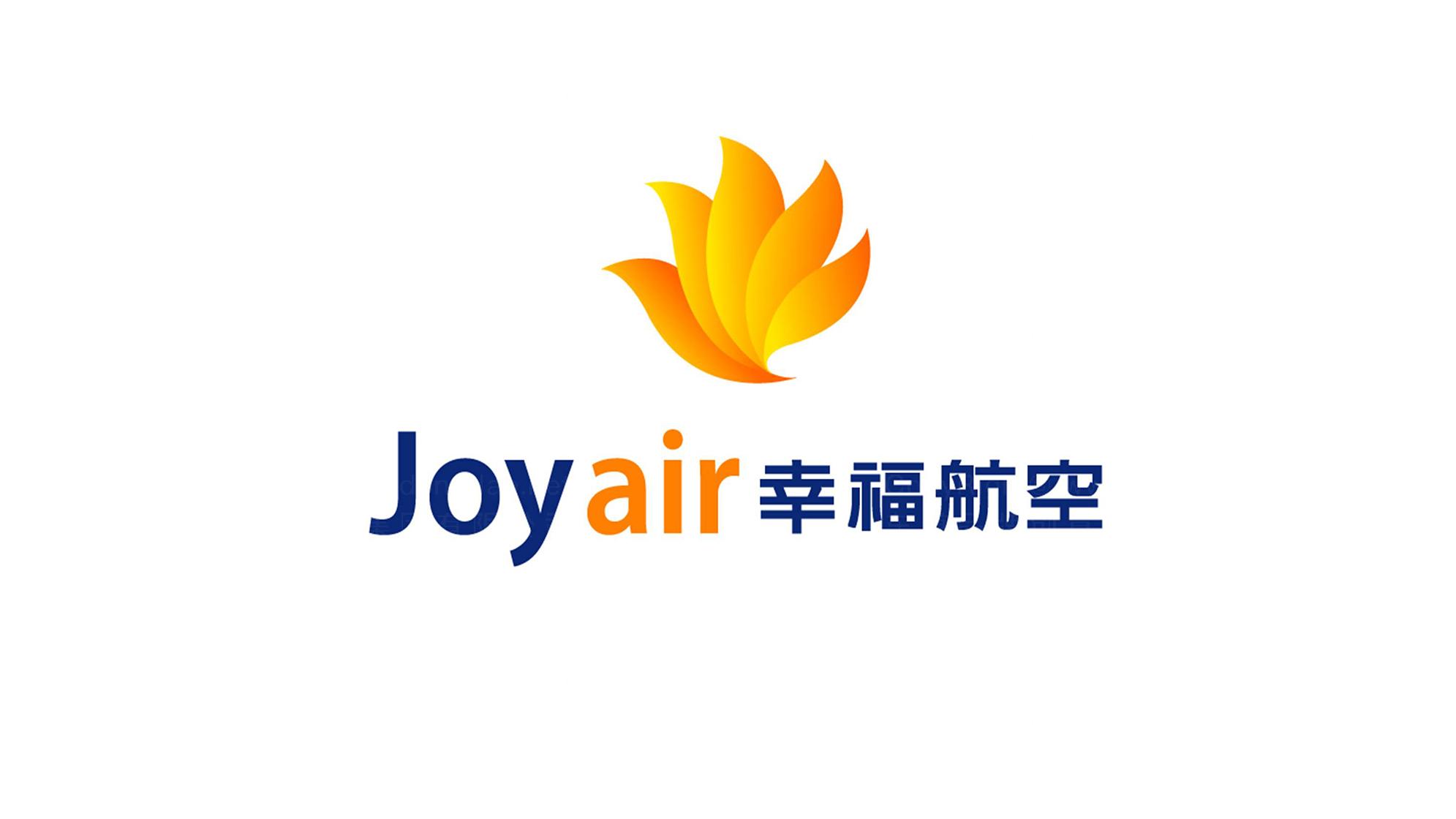 航空航天品牌设计幸福航空LOGO&VI设计