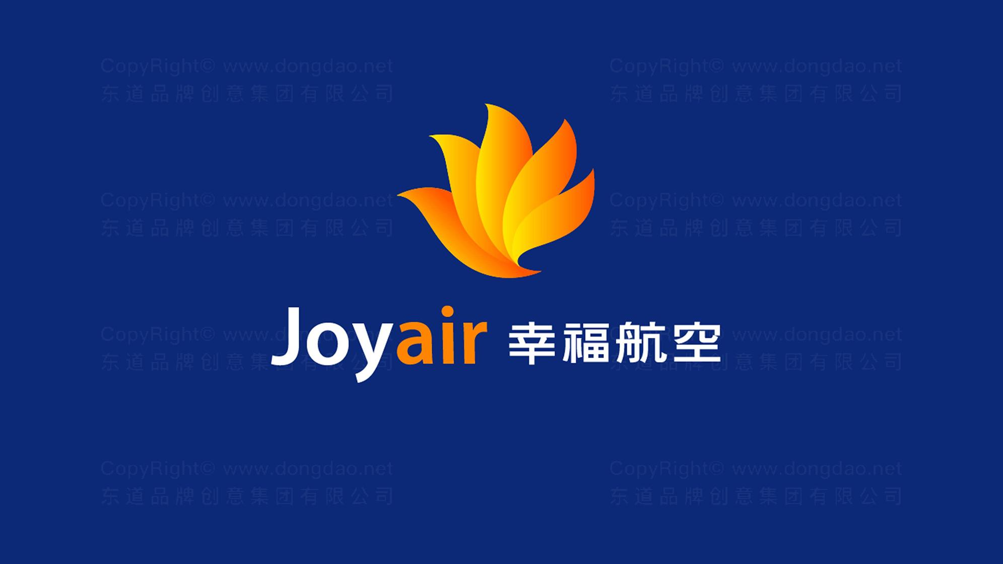 品牌设计幸福航空LOGO&VI设计应用