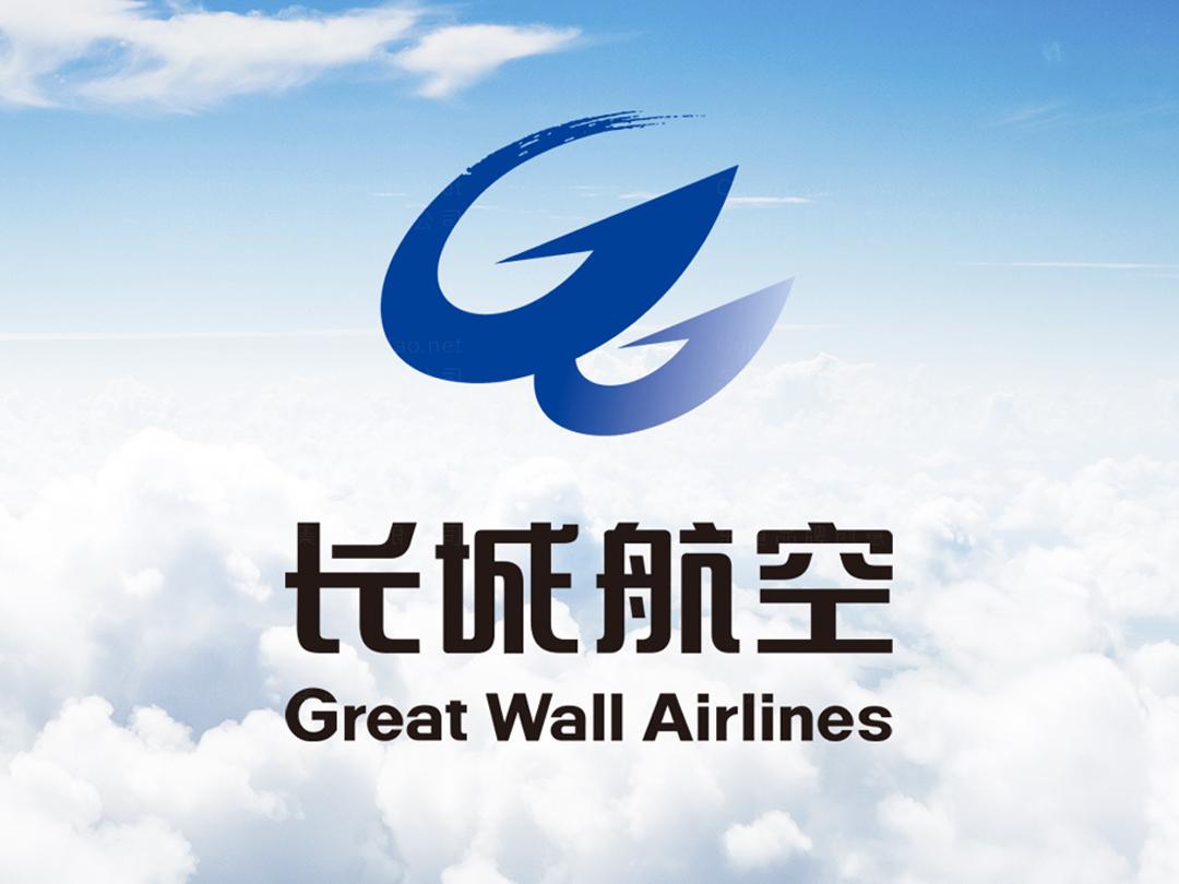 品牌设计长城航空LOGO&VI设计应用场景_3