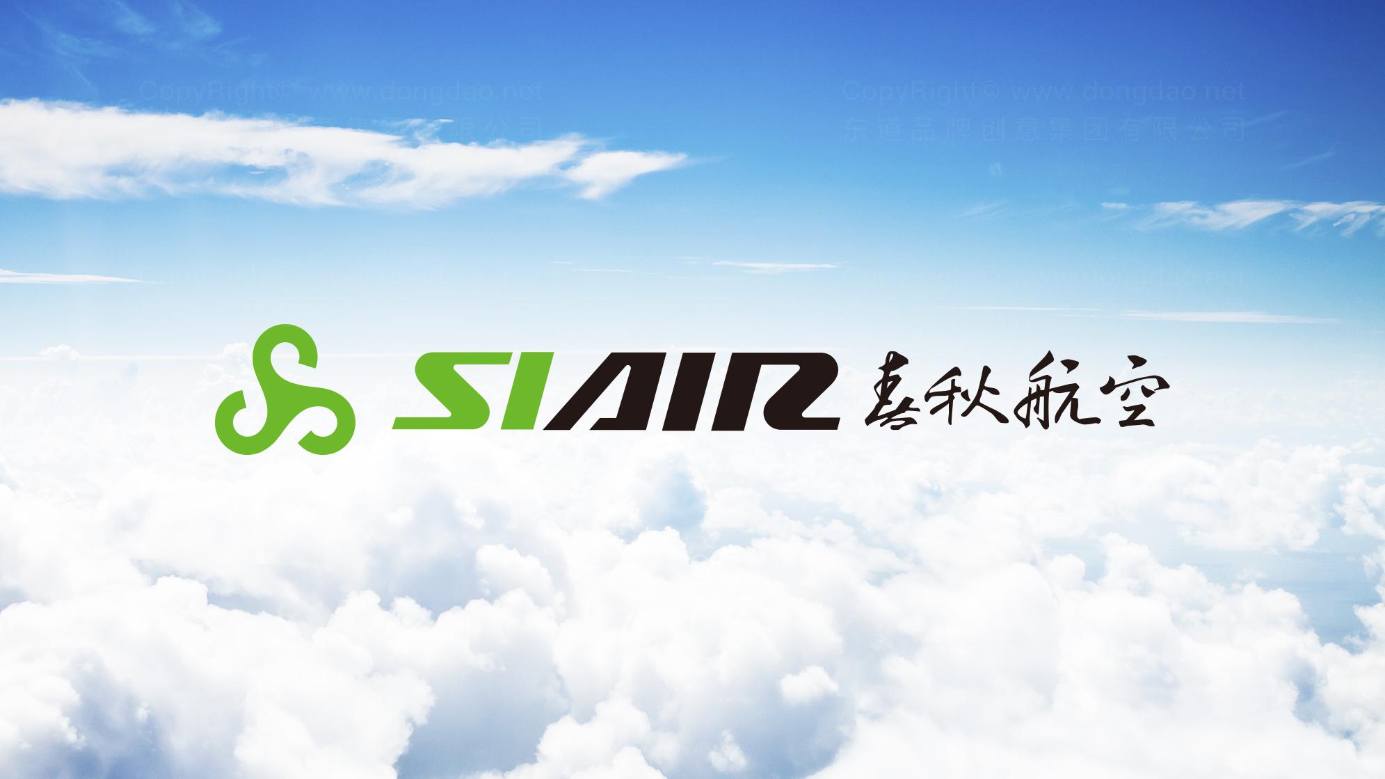 航空航天品牌设计春秋航空VI设计