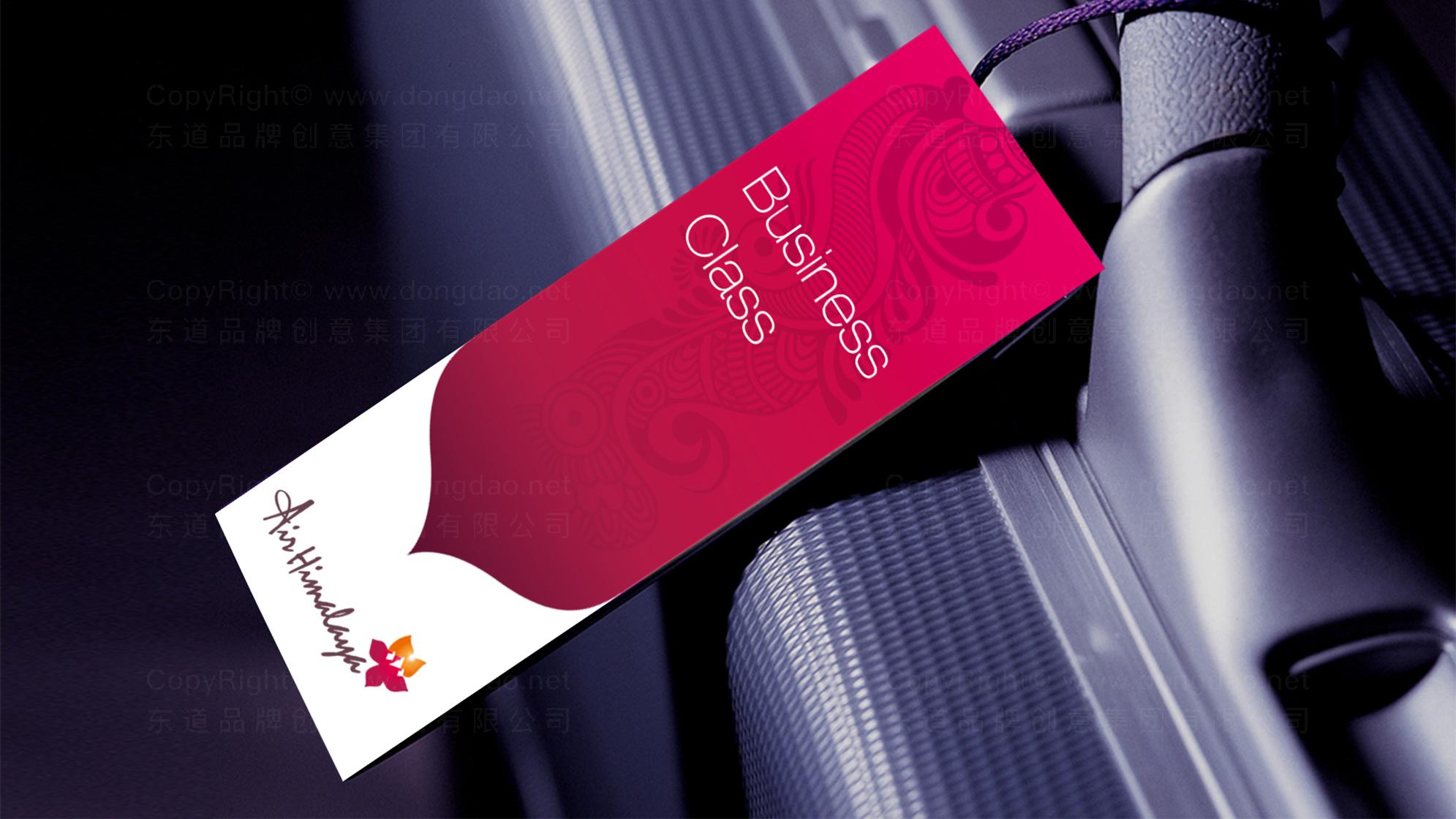 品牌设计喜马拉雅航空设计方案应用场景_5