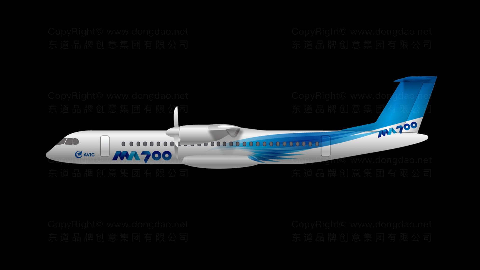 航空公司vi设计应用