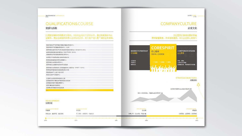 视觉传达中国航空画册设计应用场景_11