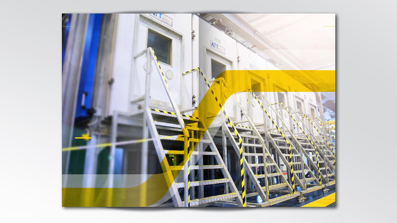 视觉传达中国航空画册设计应用场景