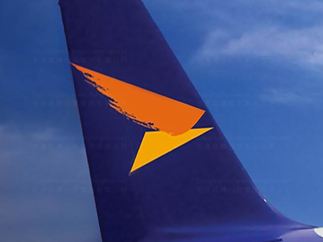 鹰联航空公司logo设计、vi设计应用场景_7