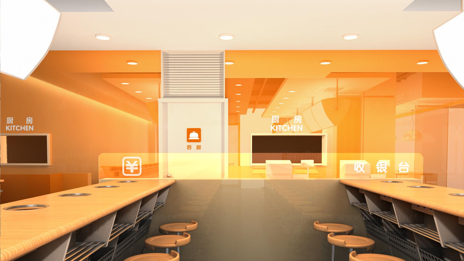 商业空间&导示呷哺呷哺SI设计应用场景_1