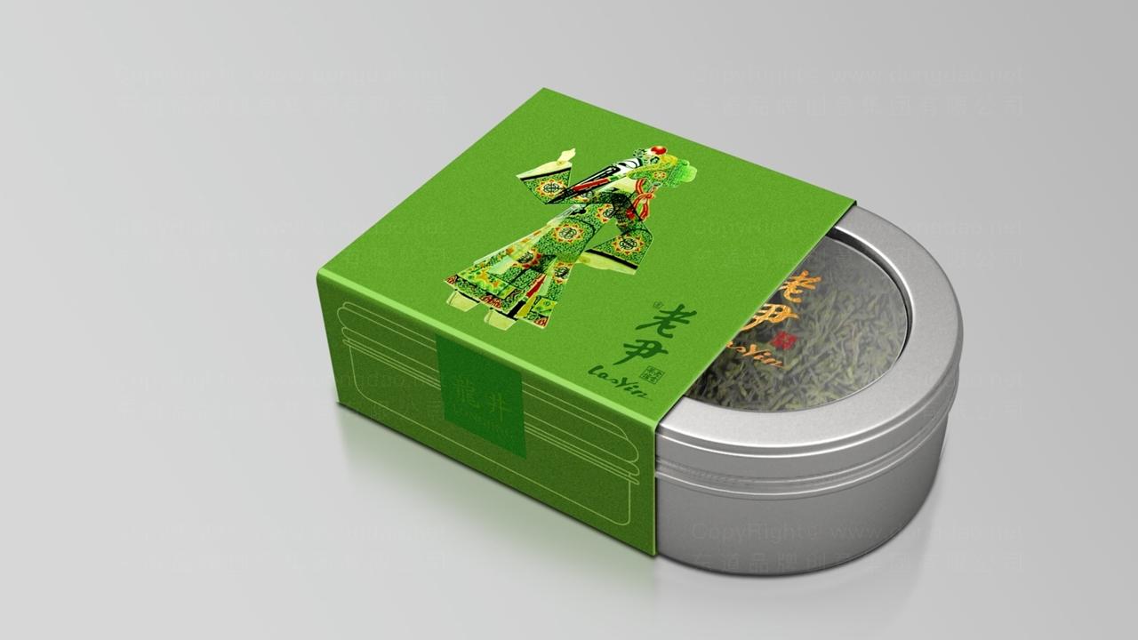 产品包装老舍茶馆系列包装应用场景_13