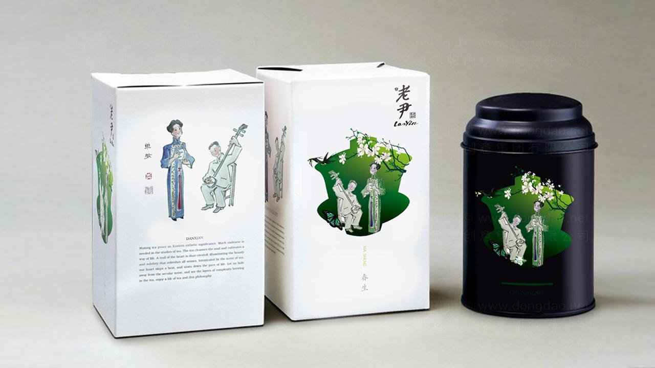 产品包装老舍茶馆系列包装应用场景