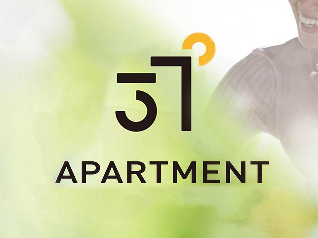 品牌设计37度公寓LOGO&VI设计应用场景_12
