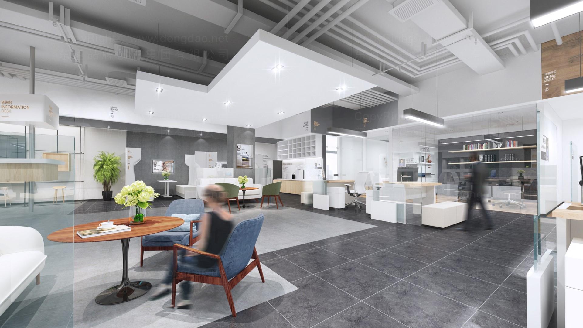地产建筑商业空间&导示家倍得SI设计