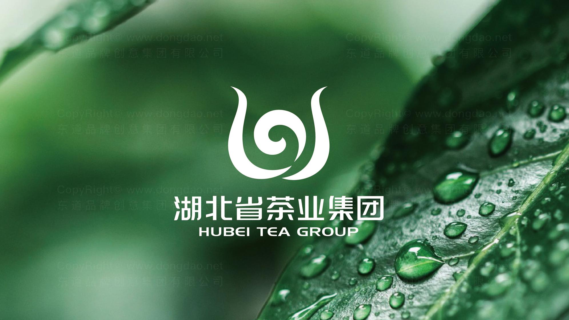 品牌设计案例湖北茶业LOGO&VI设计