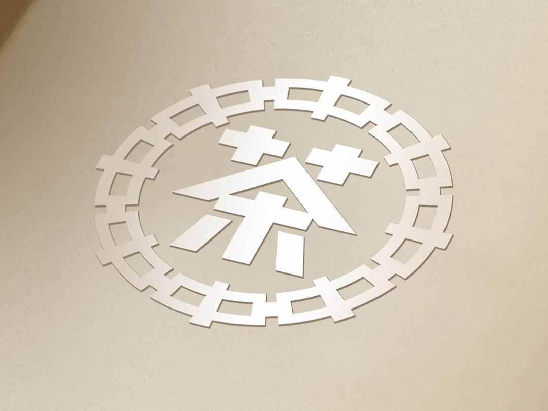 中粮集团logo设计、vi设计应用场景_7