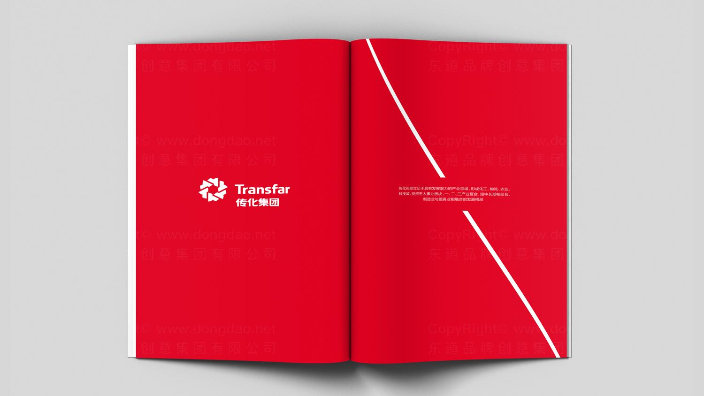 多元化视觉传达传化画册设计
