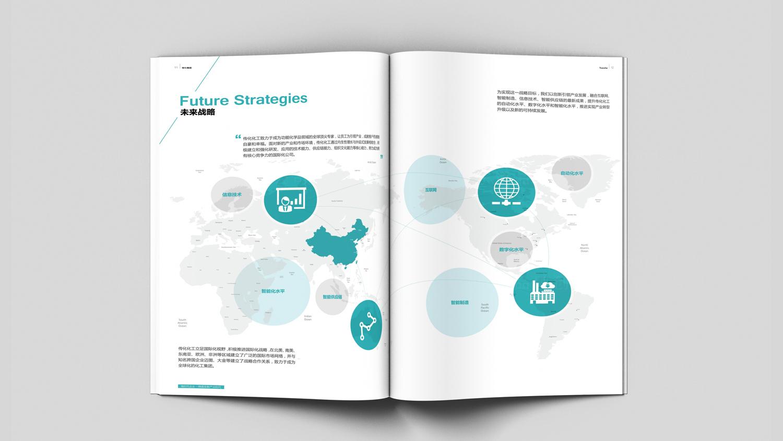 视觉传达传化画册设计应用场景_2