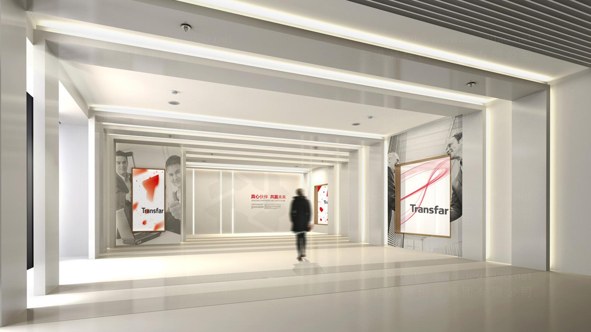 商业空间&导示案例传化支付展厅设计