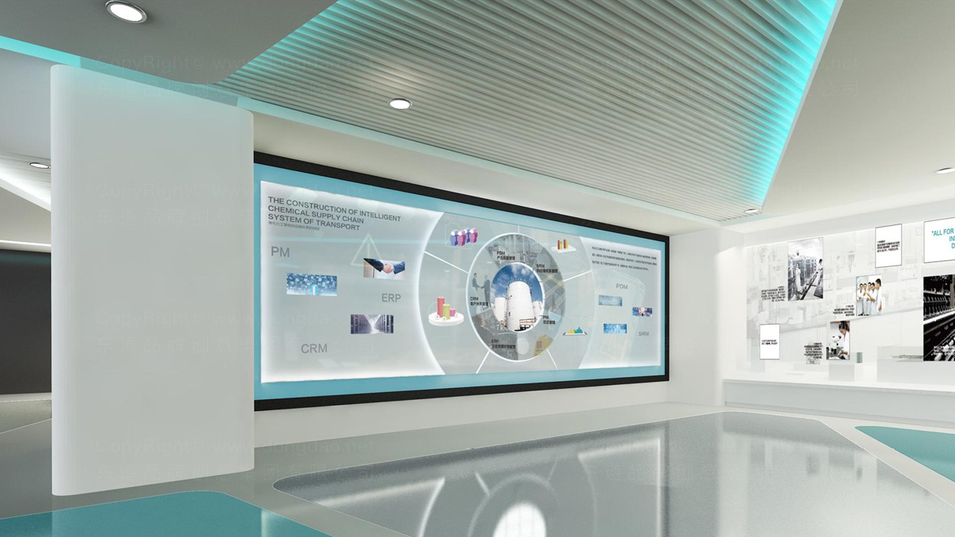 商业空间&导示传化支付展厅设计应用场景_3