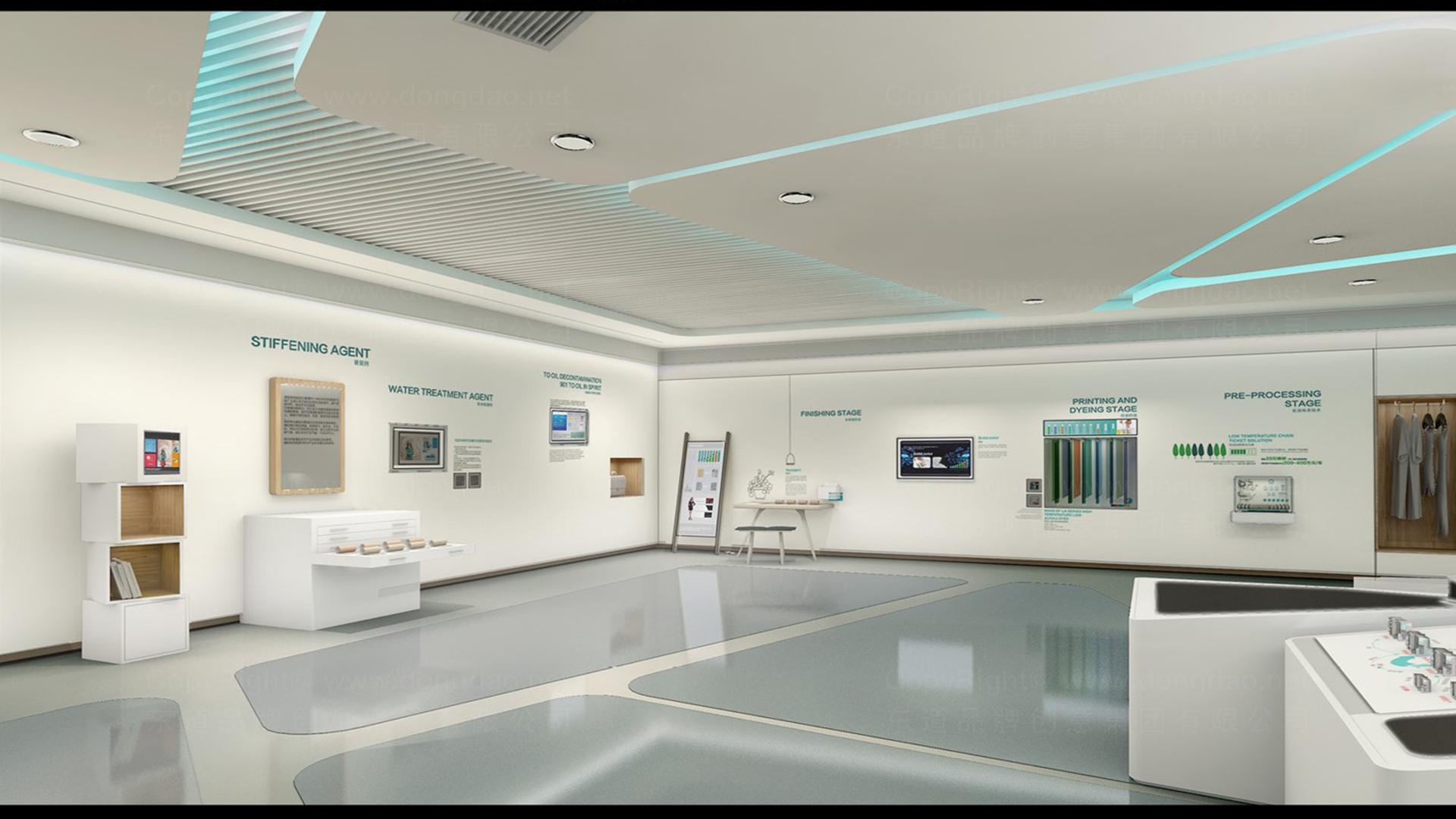 商业空间&导示传化支付展厅设计应用场景_5