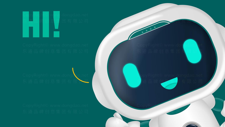 视觉传达国网商城吉祥物设计应用场景