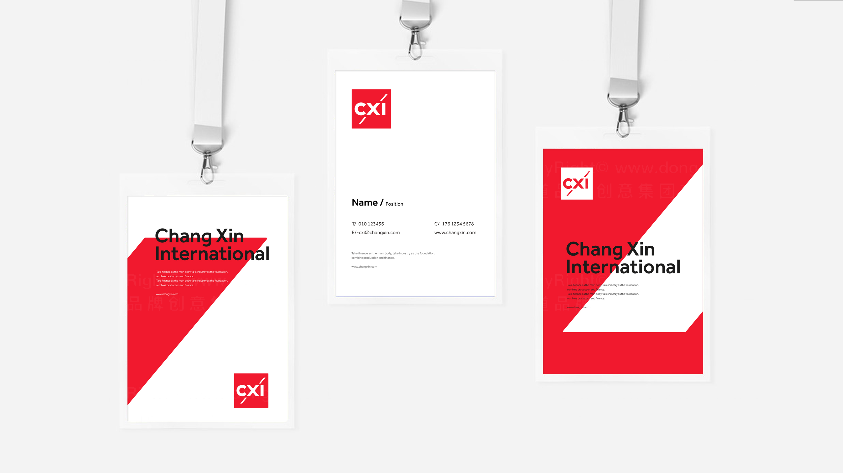品牌设计常新国际LOGO&VI设计应用场景_11