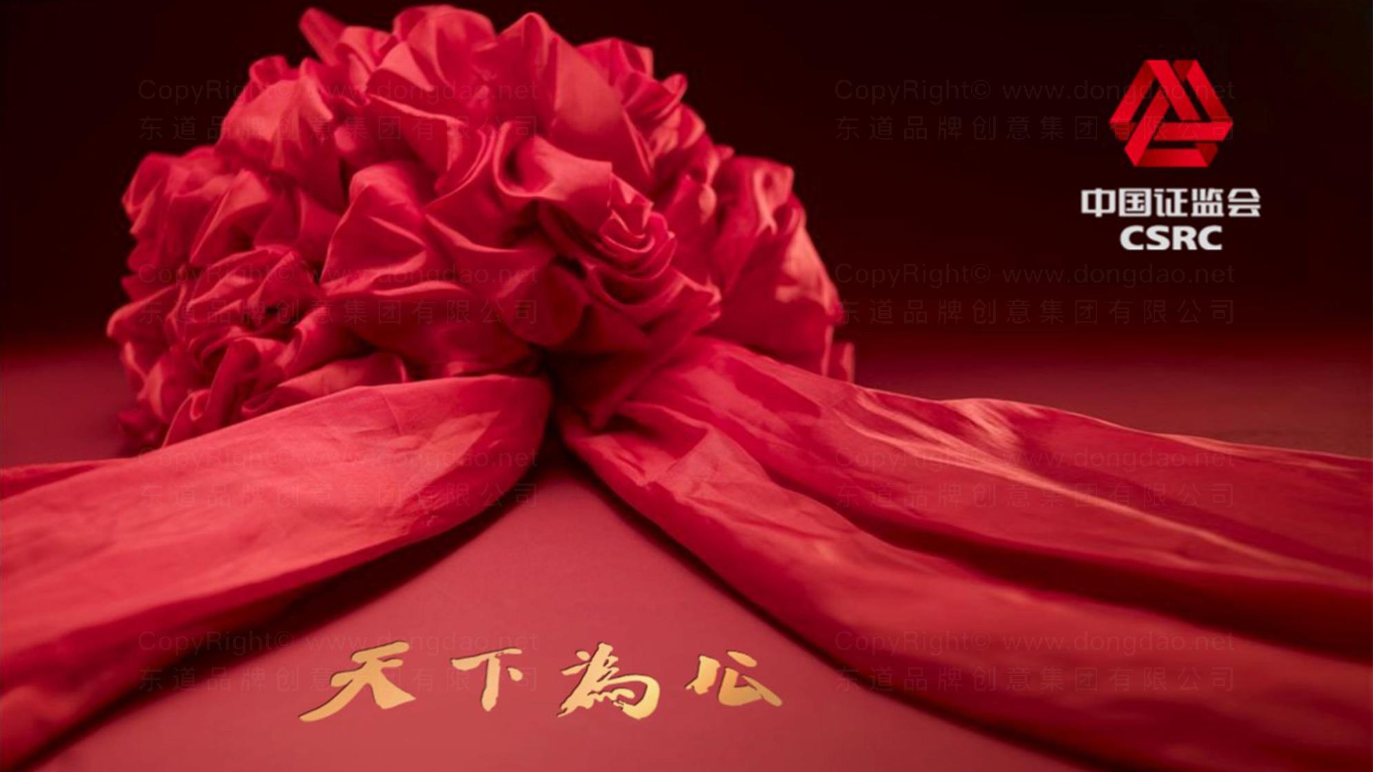 政府组织品牌设计中国证监会LOGO&VI设计