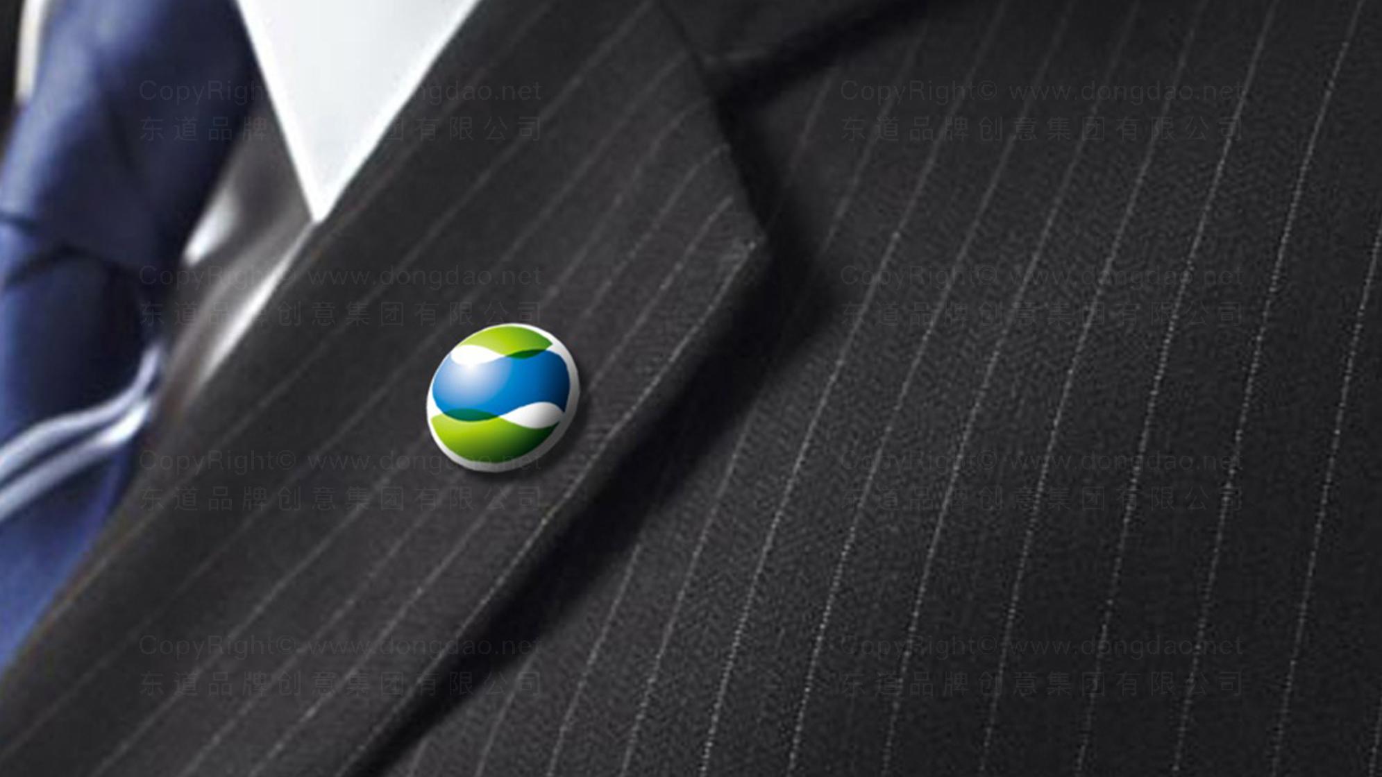 品牌设计大连润滑油技术经济论坛LOGO&VI设计应用场景_5