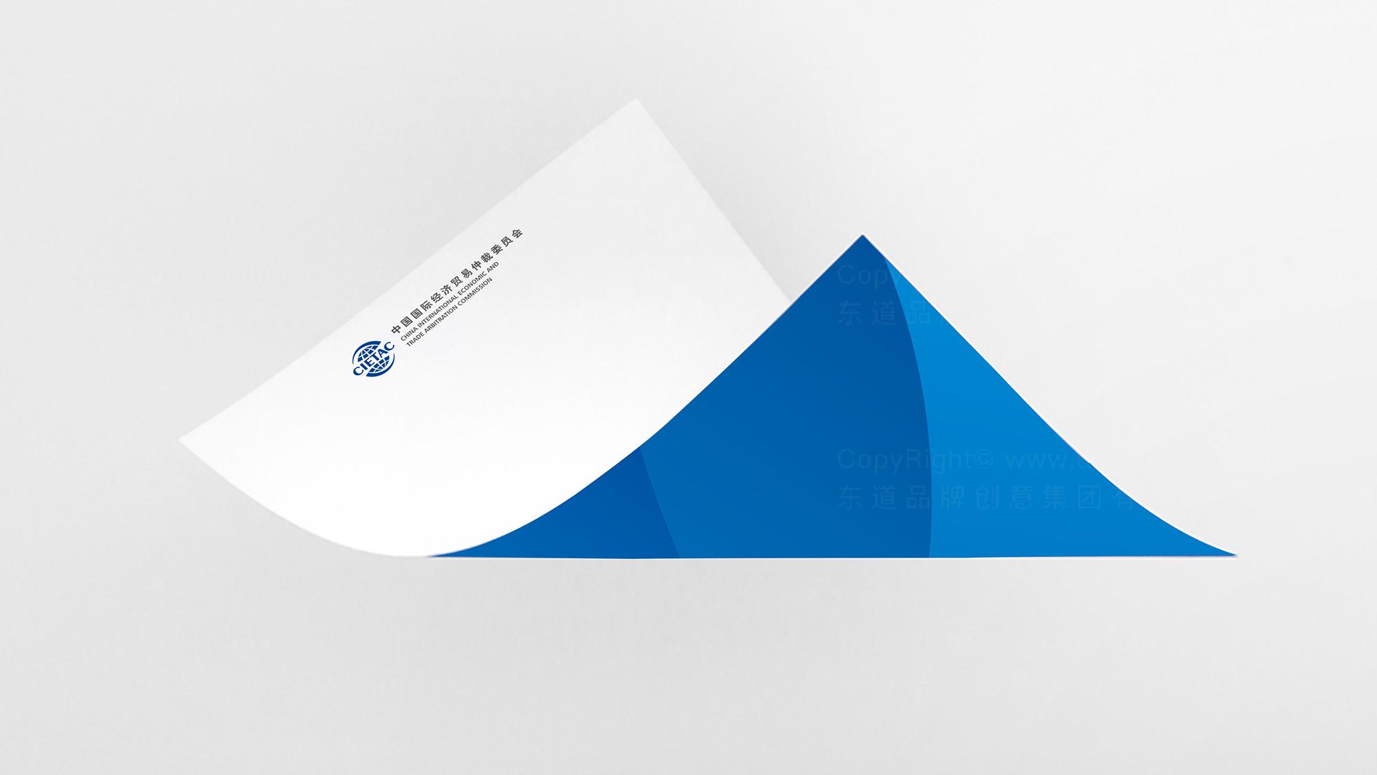品牌设计经济贸易仲裁委员会标志设计应用场景