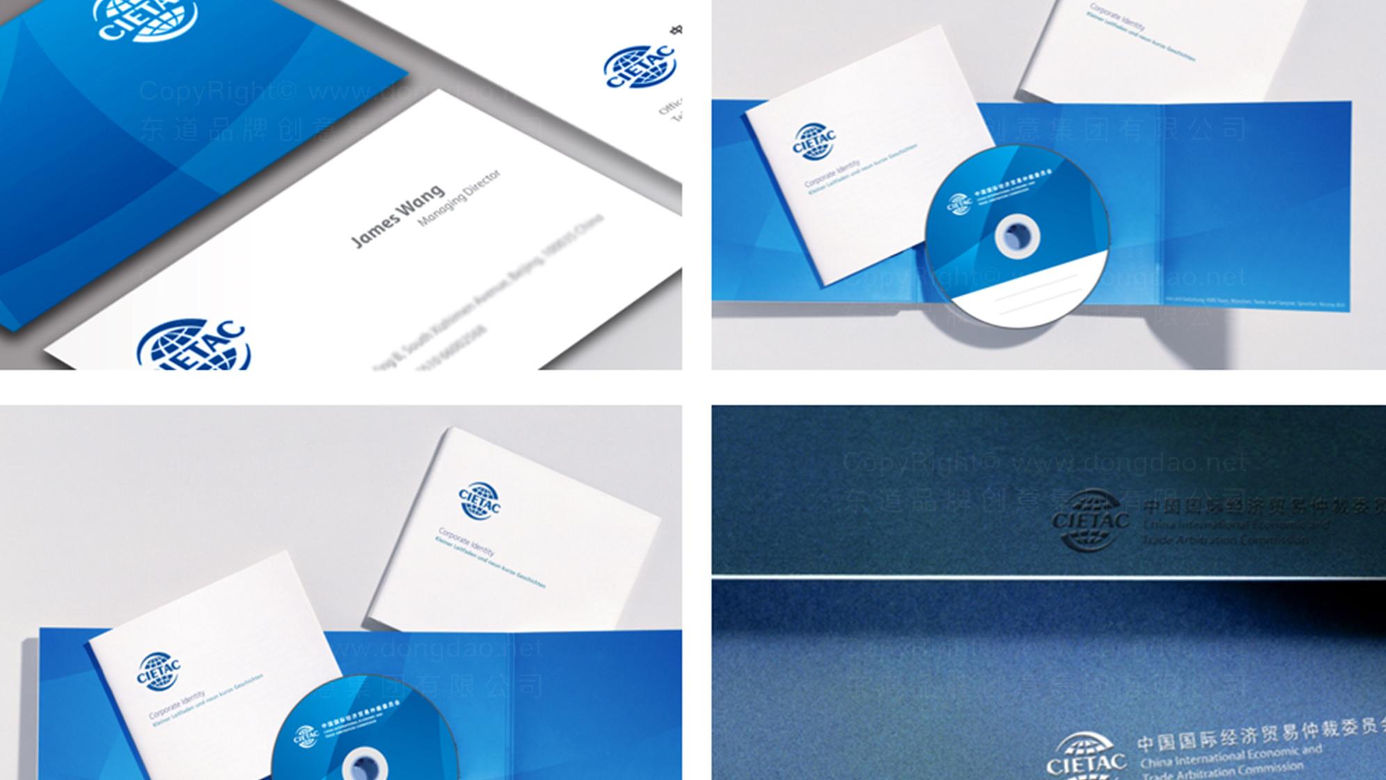 品牌设计经济贸易仲裁委员会标志设计应用场景_2