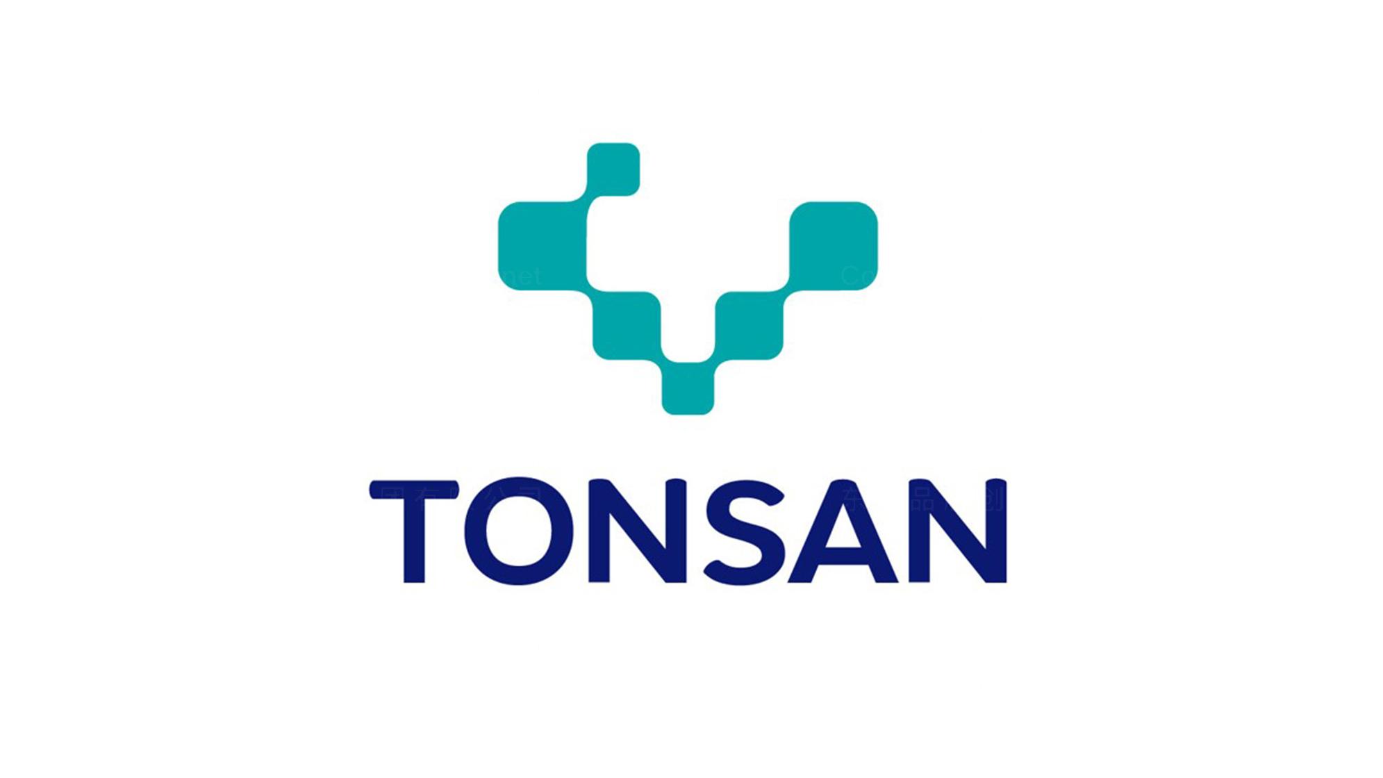 工业制造品牌设计TONSAN工业胶水LOGO&VI设计