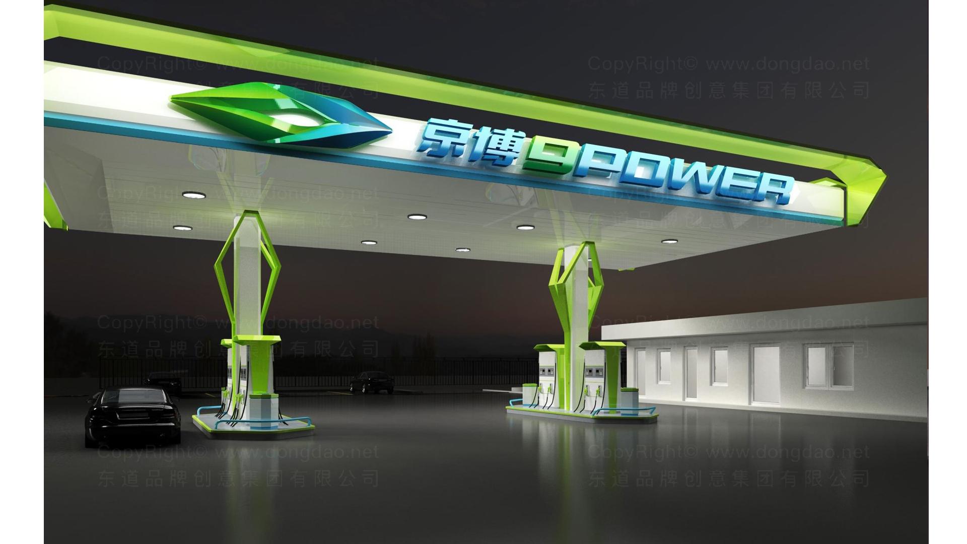 商业空间&导示山东中油胜利石油SI设计应用场景