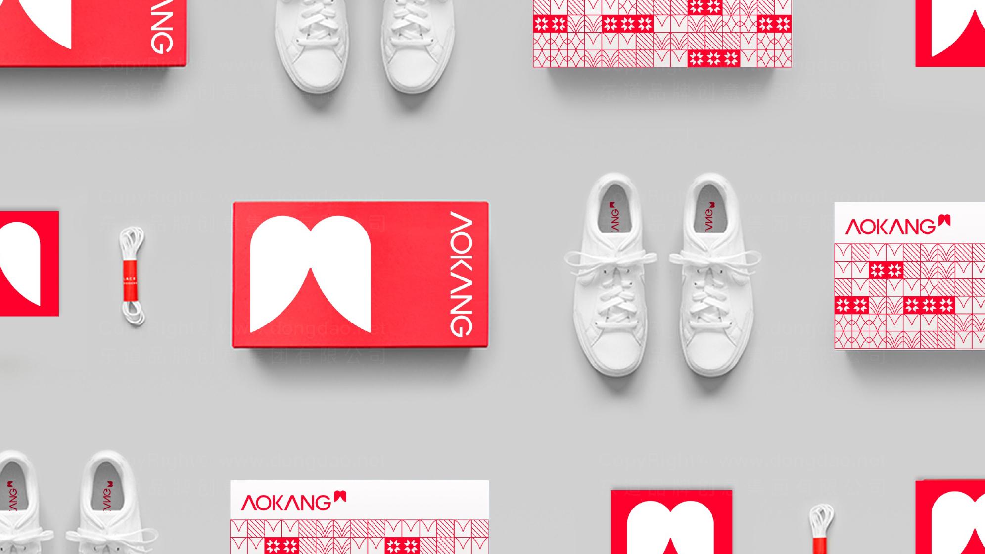品牌设计奥康鞋业LOGO&VI设计应用场景_13