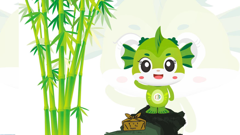 视觉传达美丽中国田园博览会吉祥物设计应用场景_3