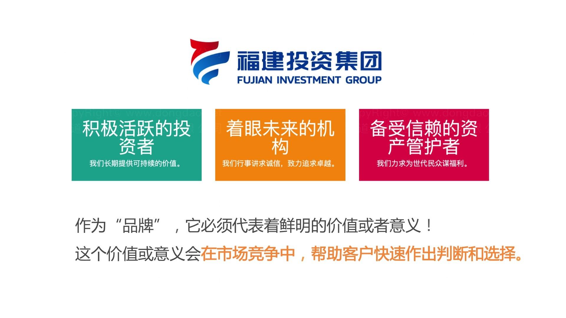 品牌战略&企业文化福建投资集团福建投资集团品牌战略应用场景