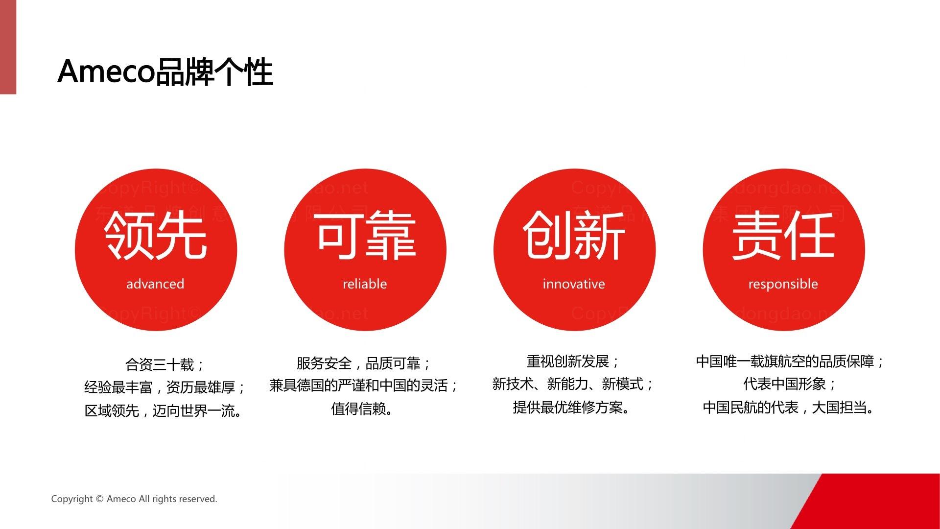 品牌战略&企业文化中国国航Ameco品牌战略规划应用场景_1