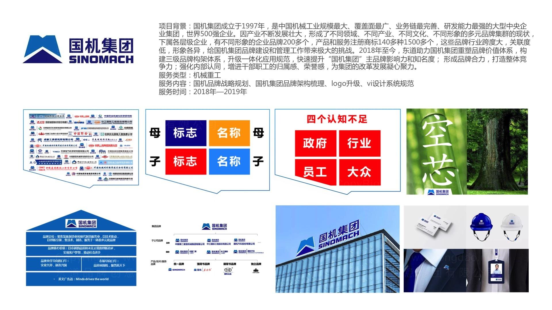 工业制造品牌战略&企业文化国机智骏品牌战略规划与架构梳理