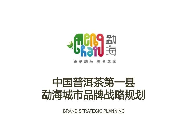 品牌战略&企业文化勐海城市品牌战略应用场景_1