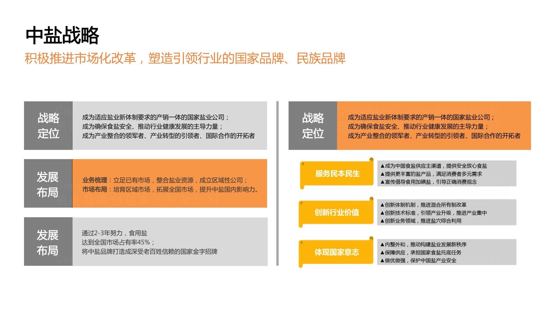 快速消费品牌战略&企业文化中盐品牌战略与包装体系设计