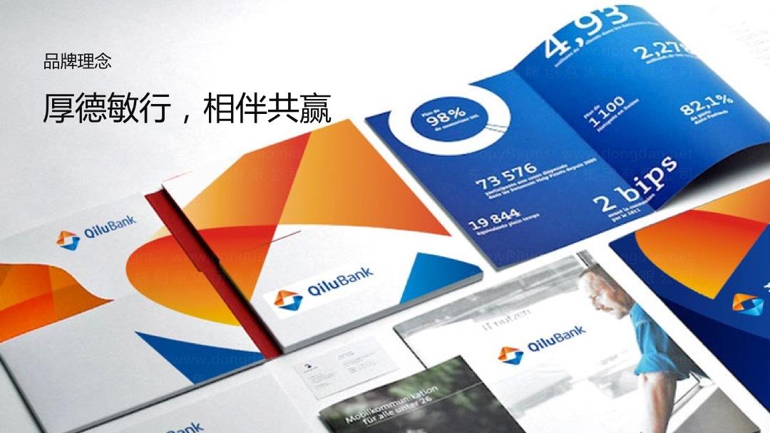 齐鲁银行品牌战略规划应用