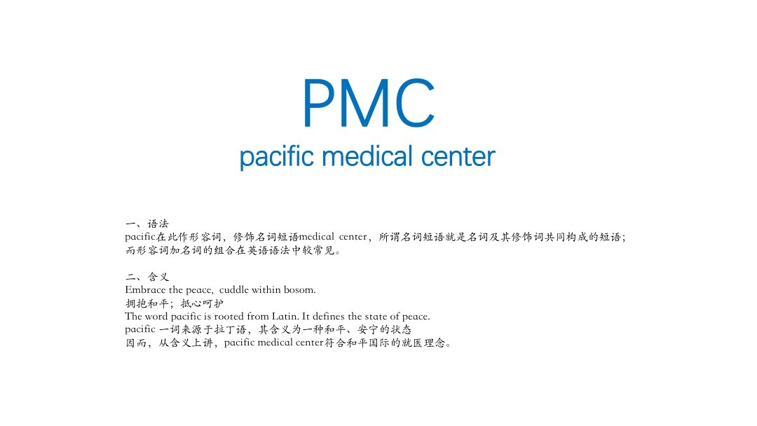 品牌战略&企业文化和平国际医院品牌管理规划应用场景_2