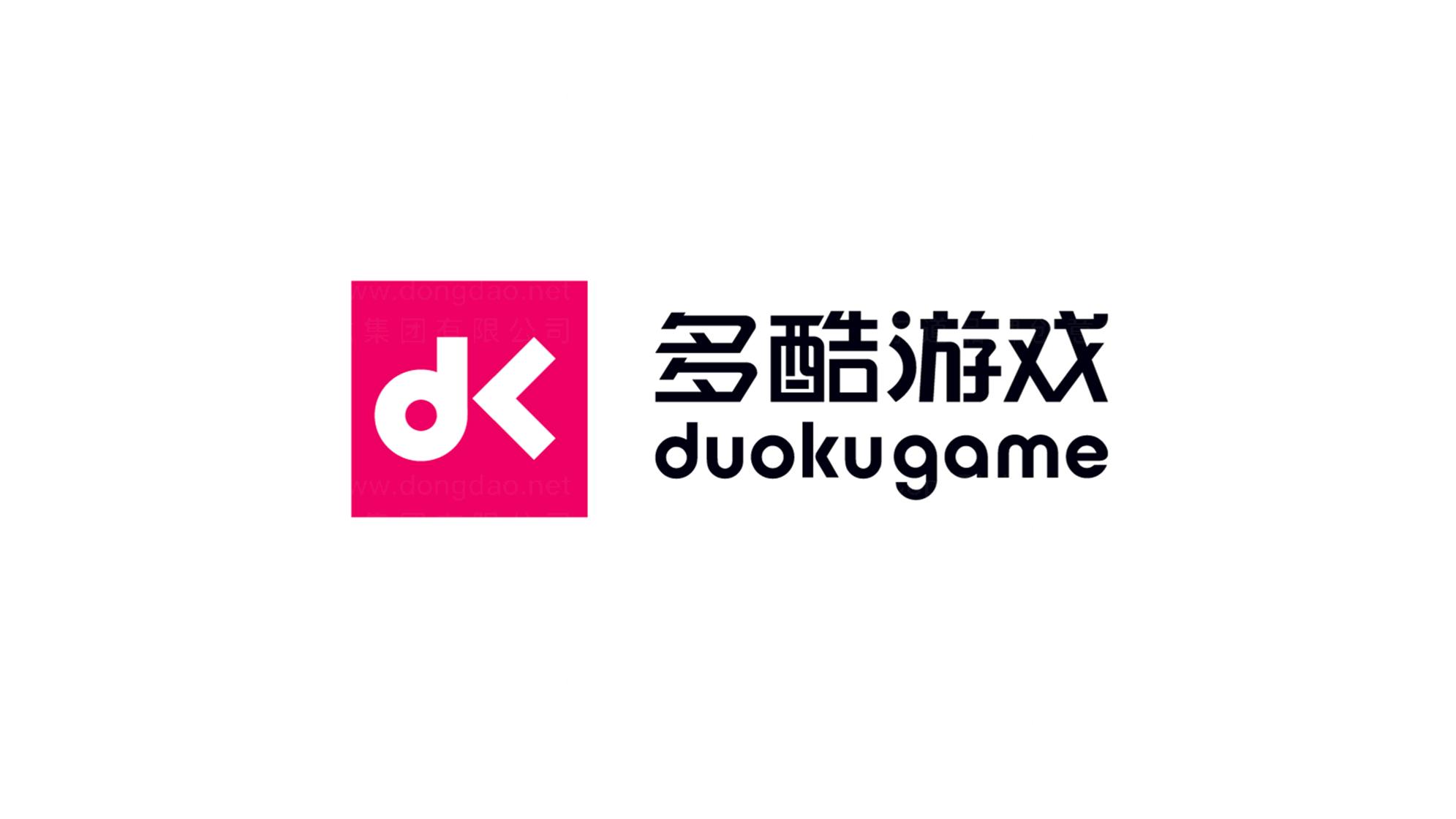 品牌设计多酷游戏LOGO&VI设计应用场景_3
