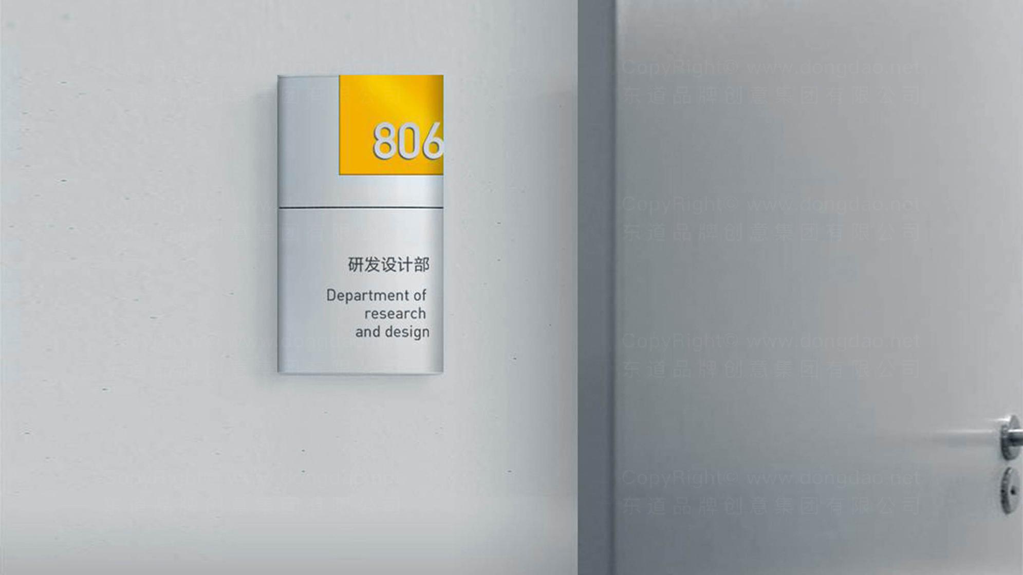品牌设计联影LOGO&VI设计应用场景_8