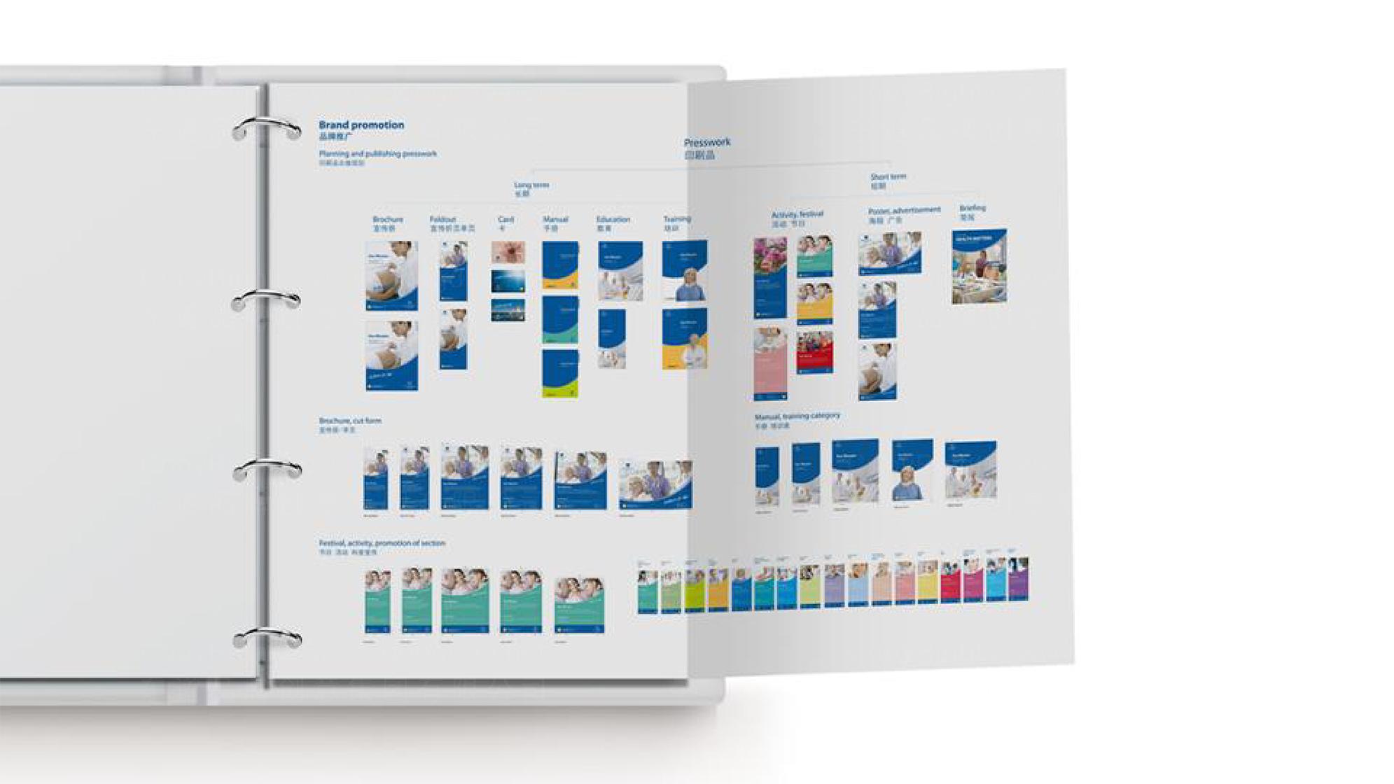 品牌设计和睦家LOGO优化&VI设计应用场景_6