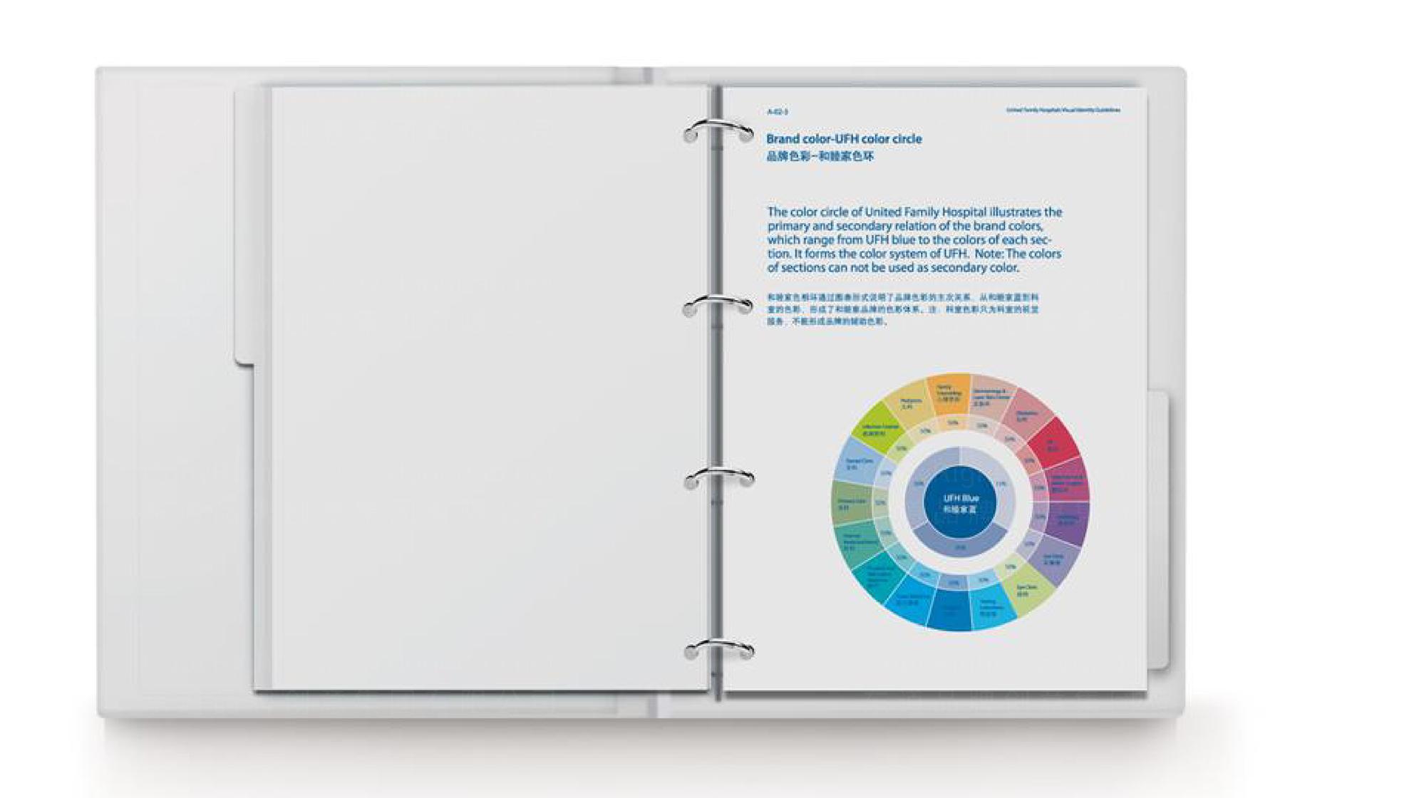 品牌设计和睦家LOGO优化&VI设计应用场景_3