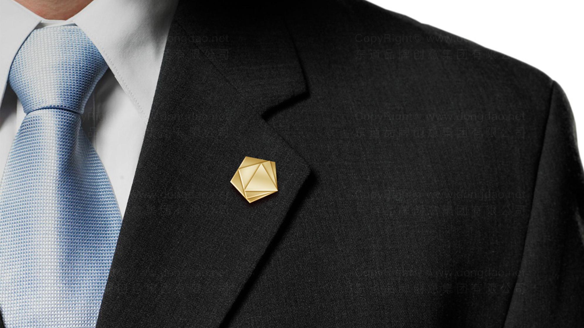 品牌设计全国广告产业发展联盟LOGO&VI设计应用场景_3