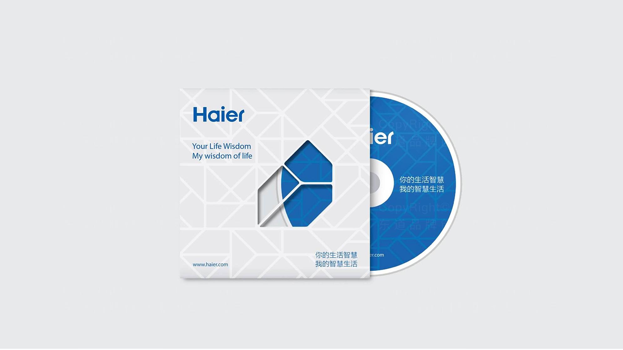 品牌设计海尔VI设计应用场景_3