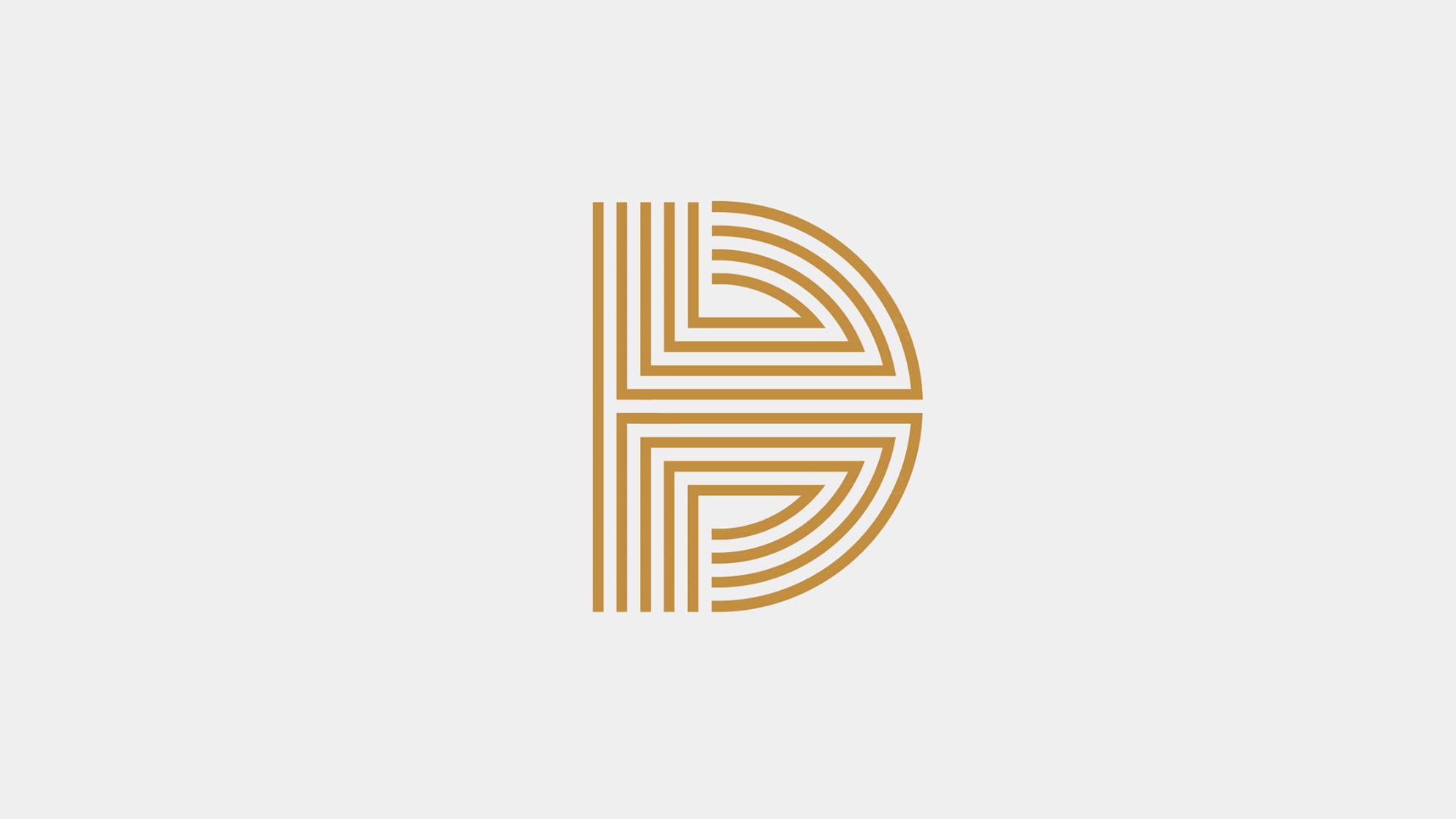 银行金融品牌设计弘达金融LOGO&VI设计