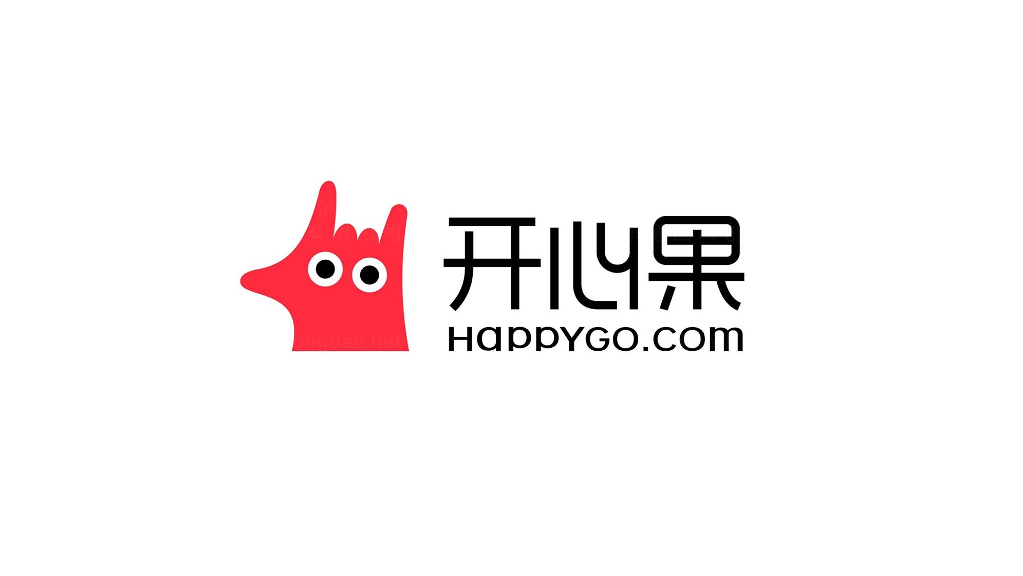 品牌设计开心果LOGO&VI设计应用场景_4