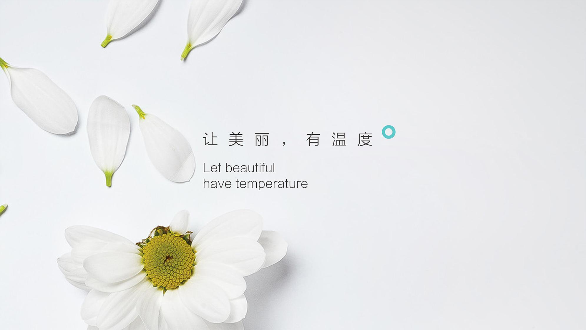 制药医疗品牌设计润百颜LOGO&VI设计